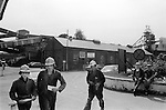 South Kirkby Colliery Yorkshire England. 1979.<br />