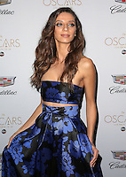 23 February 2017 - West Hollywood, California - Angela Sarafyan. Cadillac Celebrates the 89th Annual Academy Awards at Chateau Marmont. Photo Credit: AdMedia