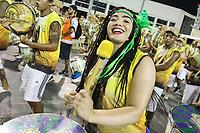 SÃO PAULO,SP,02.02.2019 - CARNAVAL-SP - Ensaio Técnico Geral da escola de samba Unidos de Vila Maria, no sambódromo do Anhembi localizado na zona norte de São Paulo na noite deste sábado, 02. (Foto:Nelson Gariba /Brazil Photo Press)
