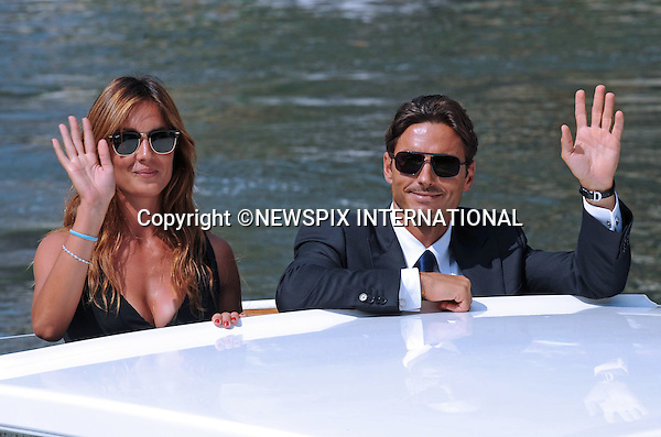 "PIERSILVIO BERLUSCONI (son of Italian Prime Minister Silvio Berlusconi) AND FIANCE SILVIA TOFFANIN.at the  66th Venice Film Festival , Venice_02/09/2009.Mandatory Credit Photo: ©NEWSPIX INTERNATIONAL..**ALL FEES PAYABLE TO: ""NEWSPIX INTERNATIONAL""**..IMMEDIATE CONFIRMATION OF USAGE REQUIRED:.Newspix International, 31 Chinnery Hill, Bishop's Stortford, ENGLAND CM23 3PS.Tel:+441279 324672  ; Fax: +441279656877.Mobile:  07775681153.e-mail: info@newspixinternational.co.uk"