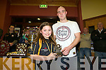 Young players of the year who received their awards at the Coist Na Nog awards night in Listowel Emmett,s club on Friday night