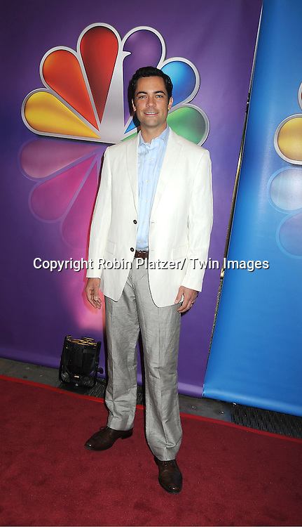 Danny Pino attends the NBC Upfront Presentation of 2012-2013 Season at Radio City Music Hall on May 14, 2012 in New York City.