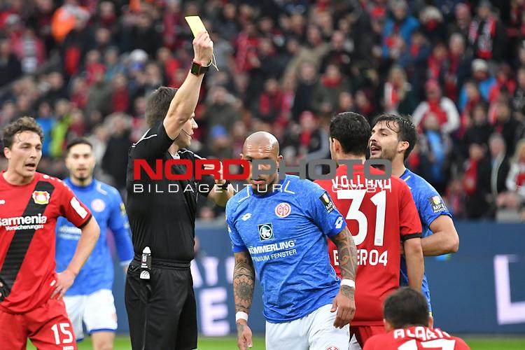 28.01.2018, BayArena, Leverkusen , GER, 1.FBL., Bayer 04 Leverkusen vs. 1. FSV Mainz 05<br /> im Bild / picture shows: <br /> <br /> <br /> <br /> Foto &copy; nordphoto / Meuter