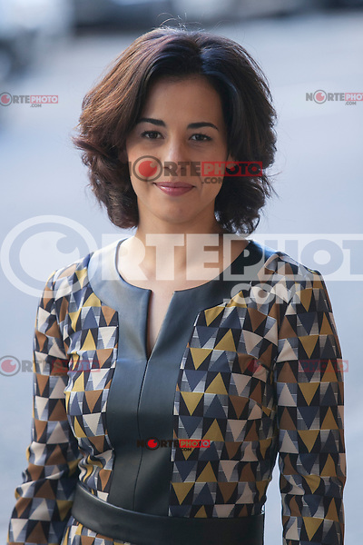 Actress Naiara Carmona poses during `Un otono sin Berlin´ film presentation in Madrid, Spain. November 10, 2015. (ALTERPHOTOS/Victor Blanco)