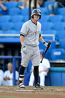 Tampa Yankees outfielder Ben Gamel #6 during a game against the Dunedin Blue Jays on April 11, 2013 at Florida Auto Exchange Stadium in Dunedin, Florida.  Dunedin defeated Tampa 3-2 in 11 innings.  (Mike Janes/Four Seam Images)