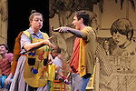 """New Century Theatre Kids production of """"Alexander and the Terrible Horrible,No Good,Very Bad Day"""""""
