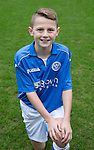 St Johnstone Academy U12's<br /> Ewan Loudon<br /> Picture by Graeme Hart.<br /> Copyright Perthshire Picture Agency<br /> Tel: 01738 623350  Mobile: 07990 594431