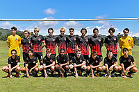 U16 Boys Mainland Team, National Age Group Tournament at Petone Memorial Park, Lower Hutt, New Zealand on Wednesday 12 December 2018. <br />