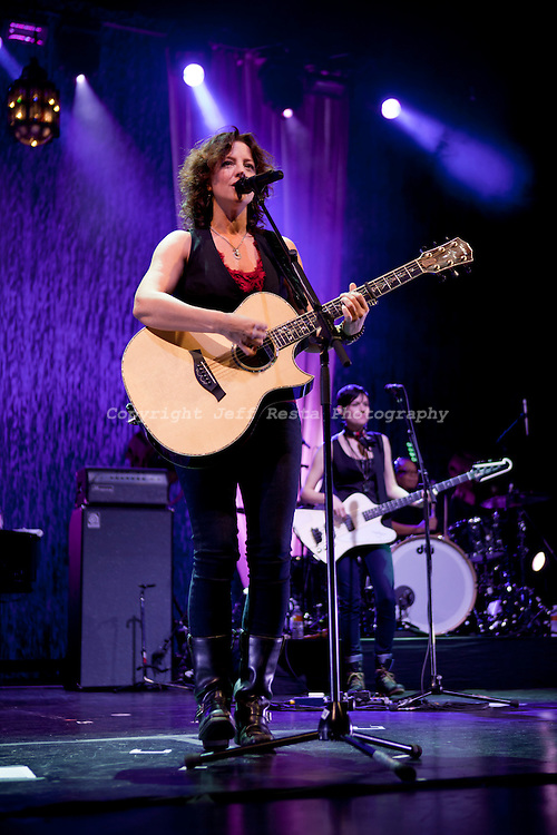 Sarah McLachlan live in concert at the Verizon Theatre on November 1, 2010 in Grand Prairie, TX.