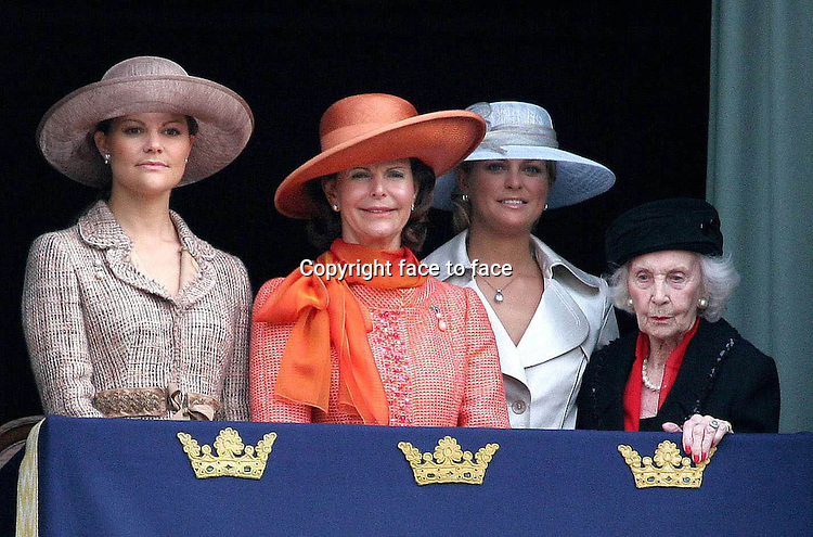 Princess Lilian passed away Sunday March 10 at the age of 97...Princess Lilian died peacefully during the afternoon in her home on Djurgarden in Stockholm. Princess Lilian was married to Prince Bertil, The King's uncle. ..Credit: PPE/face to face..- No Rights for Netherlands -