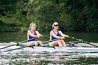 Race: 147 J2x Heat - Nottingham RC  vs Vevey RC (SUI) <br /> <br /> Henley Women's Regatta 2017<br /> <br /> To purchase this photo, or to see pricing information for Prints and Downloads, click the blue 'Add to Cart' button at the top-right of the page.