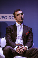 SAO PAULO, 01 DE SETEMBRO DE 2012. FORUM NACIONAL DE ESPORTES. O empresario Joao Paulo Diniz durante o Forum Nacional do Esporte organizado pelo Lide, grupo de lideres empresariais,  que aconteceu no WTC, na zona sul de Sao paulo,  na manhã dete sabado. FOTO ADRIANA SPACA - BRAZIL PHOTO PRESS.
