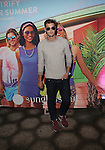 Model Dan Murphy Attends Sunglass Hut Electric Summer Campaign Kick-Off‏ Held at Industry Kitchen