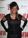Tonya Pinkins.attending the Broadway Opening Night Performance of 'EVITA' at the Marquis Theatre in New York City on 4/5/2012 © Walter McBride / WM Photography
