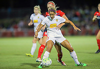 Boyds, MD - Saturday Sept. 03, 2016: Lynn Williams during a regular season National Women's Soccer League (NWSL) match between the Washington Spirit and the Western New York Flash at Maureen Hendricks Field, Maryland SoccerPlex.