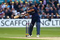Ravi Bopara hits four runs for Essex during Essex Eagles vs Middlesex, NatWest T20 Blast Cricket at The Cloudfm County Ground on 11th August 2017
