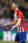 Atletico de Madrid's Koke Resurrecccion during UEFA Champions League match. March 15,2016. (ALTERPHOTOS/Acero)