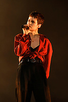 MAY 26 Christine and the Queens performing at ALL POINTS EAST in London