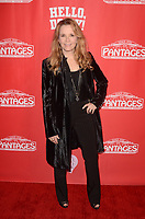 "LOS ANGELES - JAN 30:  Lea Thompson at the ""Hello Dolly!"" Los Angeles Opening night at the Pantages Theater on January 30, 2019 in Los Angeles, CA"