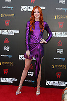 LOS ANGELES - SEP 13:  Chloe Dykstra at the 2019 Saturn Awards at the Avalon Hollywood on September 13, 2019 in Los Angeles, CA