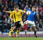 Ricky McIntosh and Lewis MacLeod