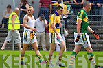 Barry John Keane, Kerry in action against  , Clare in the Munster Senior Championship Semi Final in Cusack Park, Ennis on Sunday.