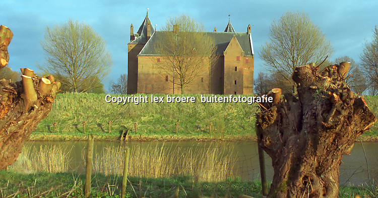 De Hollandsche Waterlinie cultureel erfgoed