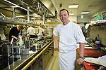 "Hendrik Otto, Chef de Cuisene of ""Gourmet Restaurant Lorenz Adlon"", Berlin."