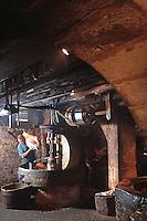 """Europe/France/Aquitaine/24/Dordogne/Vallée de la Dordogne/Périgord/Périgord Noir/Env de Sarlat-la-Canéda/Sainte Nathalène: Moulin à huile de Noix """"Moulin de la Tour"""" [Non destiné à un usage publicitaire - Not intended for an advertising use]"""