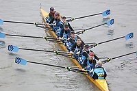 Crew: 158   St Hild &amp; St Bede College Boat Club   Intermediate<br /> <br /> Women's Eights Head of the River (WEHoRR) 2018<br /> <br /> To purchase this photo, or to see pricing information for Prints and Downloads, click the blue 'Add to Cart' button at the top-right of the page.