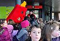 20/03/12 - SAINT OURS LES ROCHES - PUY DE DOME - FRANCE - Vulcania. La Cite des Enfants au Centre Europeen du Volcanisme - Photo Jerome CHABANNE