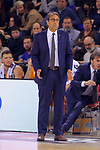 League ACB-ENDESA 2017/2018 - Game: 12.<br /> FC Barcelona Lassa vs Herbalife Gran Canaria: 77-88.<br /> Luis Casimiro.