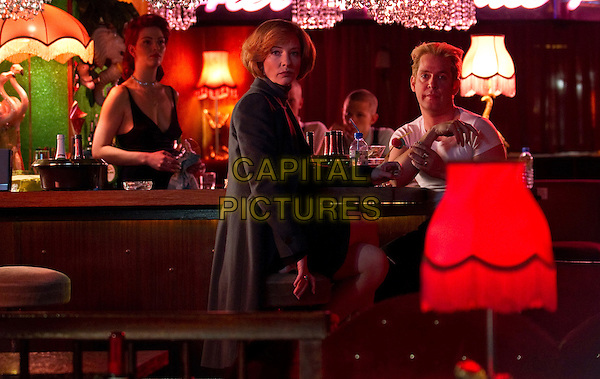 CATE BLANCHETT & TOM HOLLANDER.in Hanna.*Filmstill - Editorial Use Only*.CAP/FB.Supplied by Capital Pictures.