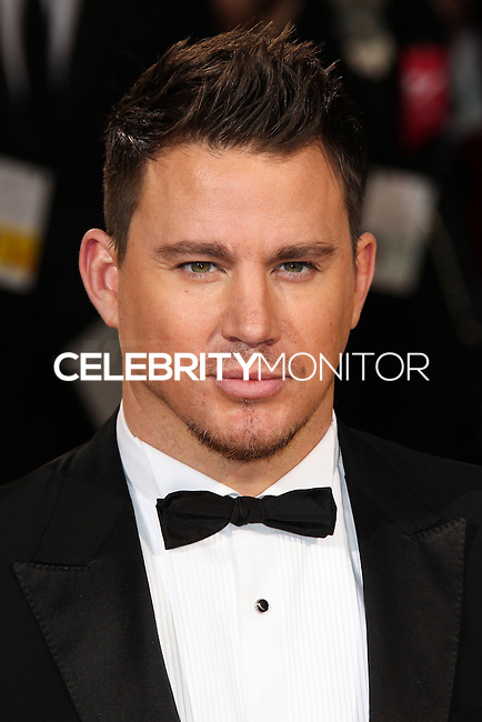 HOLLYWOOD, CA, USA - MARCH 02: Channing Tatum at the 86th Annual Academy Awards held at Dolby Theatre on March 2, 2014 in Hollywood, Los Angeles, California, United States. (Photo by Xavier Collin/Celebrity Monitor)