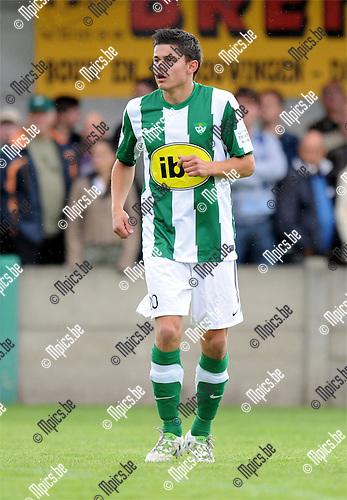 2011-07-17 / Voetbal / seizoen 2011-2012 / Racing Mechelen / Philippe De Smet..Foto: mpics