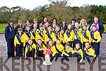 Killarney Brownies at their enrolment in Muckross on Sunday the club are celebrating its 100th anniversary this year