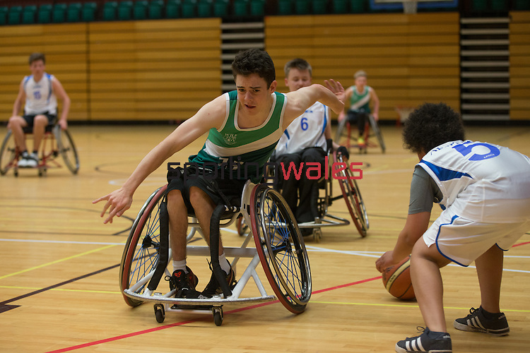 Disability Sport Wales - Arriva Trains Wales<br /> Sponsorship.<br /> Basketball Finals<br /> 13.04.16<br /> ©Steve Pope - Sportingwales