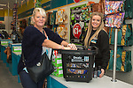 Dealz Fonthill Road .  Anita Fitzgerald ,Clondalkin and Kiara Gaffney (Staff)