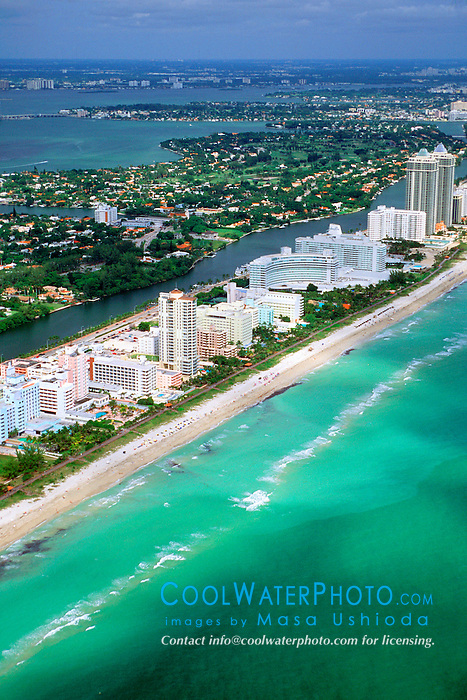 Miami Beach, .Miami, Florida (Atlantic).