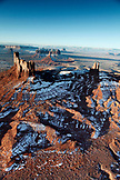 USA, Arizona, Utah, Monument Valley, Navajo Tribal Park