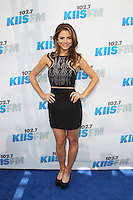 "LOS ANGELES - MAY 12:  Maria Menounos arrives at the ""Wango Tango"" Concert at The Home Depot Center on May 12, 2012 in Carson, CA"