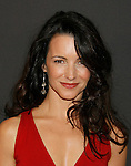 BEVERLY HILLS, CA. - February 17: Actress Kristin Davis  arrives at the 11th Annual Costume Designers Guild Awards at the Four Seasons Beverly Wilshire Hotel on February 17, 2009 in Beverly Hills, California.