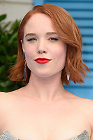 Jessica Keenan Wynn arriving for the &quot;Mama Mia! Here We Go Again&quot; world premiere at the Eventim Apollo, Hammersmith, London, UK. <br /> 16 July  2018<br /> Picture: Steve Vas/Featureflash/SilverHub 0208 004 5359 sales@silverhubmedia.com