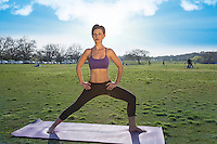 Yoga Practice & Healthy Living in Austin, Texas - Stock Photo Image Gallery