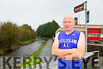 Pat Murphy of Castleisland Walking Club at the Castleisland River Walk