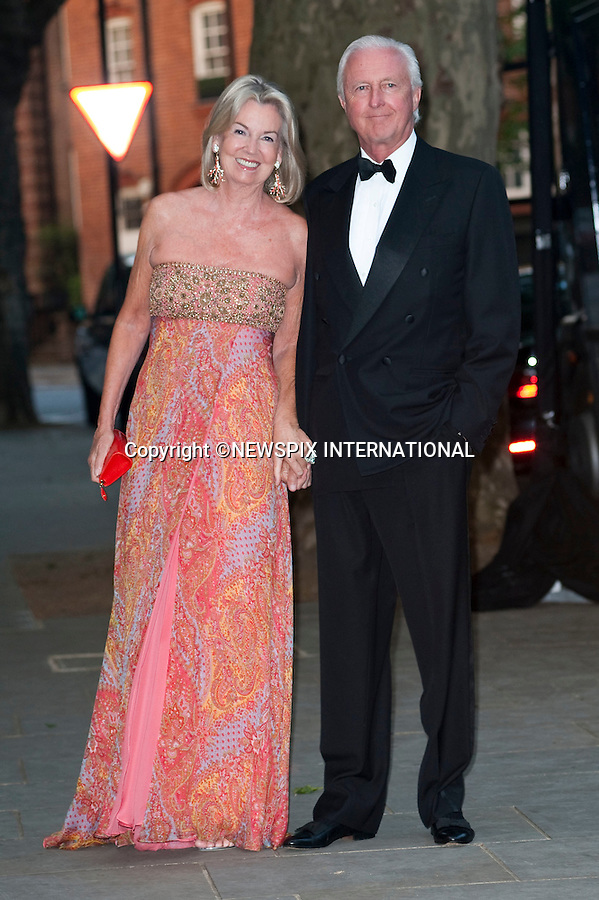 """GALEN WESTON AND WIFE HILARY.King Constantine of Greece celebrated his 70th birthday with a party for 80 in London. Hosted by his son Pavlos, Crown Prince of Greece and attended by European Royalty, including The Queen (Elizabeth II), Queen Margrethe II of Denmark, Queen Sofía of Spain, Prince Andrew (Duke of York) and Princess Anne (The Princess Royal)_London_02/06/2010..Mandatory Credit Photo: ©DIAS-NEWSPIX INTERNATIONAL..**ALL FEES PAYABLE TO: """"NEWSPIX INTERNATIONAL""""**..IMMEDIATE CONFIRMATION OF USAGE REQUIRED:.Newspix International, 31 Chinnery Hill, Bishop's Stortford, ENGLAND CM23 3PS.Tel:+441279 324672  ; Fax: +441279656877.Mobile:  07775681153.e-mail: info@newspixinternational.co.uk"""