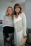 PALM SPRINGS - APR 27: Meg Thomas, Linda Gray at a cultivation event for The Actors Fund at a private residence on April 27, 2016 in Palm Springs, California
