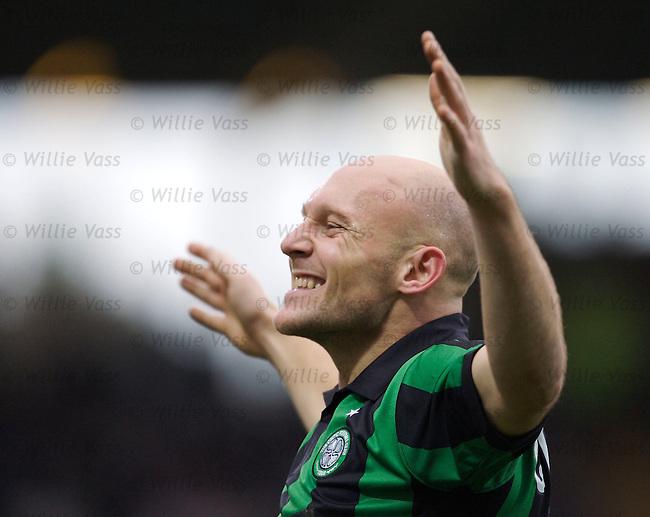 Thomas Gravesen, Celtic.stock season 2006-2007.pic willie vass