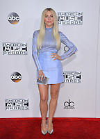 LOS ANGELES, CA. November 20, 2016: Actress/singer/dancer Julianne Hough at the 2016 American Music Awards at the Microsoft Theatre, LA Live.<br /> Picture: Paul Smith/Featureflash/SilverHub 0208 004 5359/ 07711 972644 Editors@silverhubmedia.com