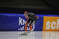 SCHAATSEN: HEERENVEEN: 24-10-2014, IJsstadion Thialf, trainingswedsrtijd, ©foto Martin de Jong